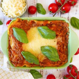 Lasagne au haché de porc